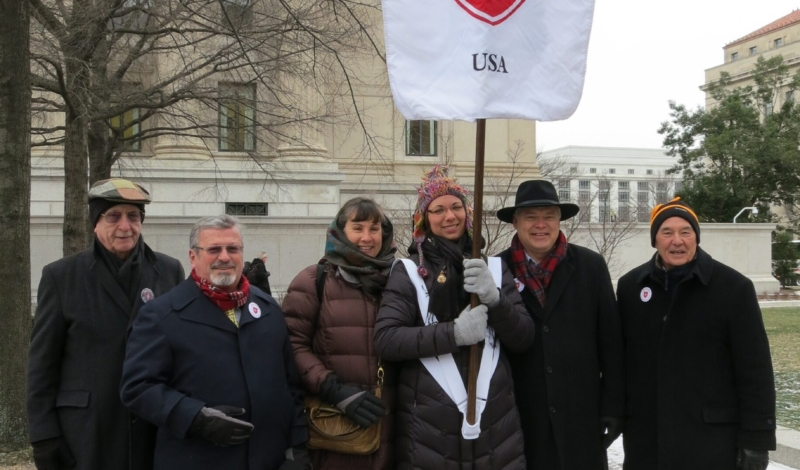 Group Photo — American Association — March for Life